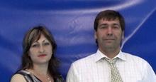 Димитрий Бухтияров и Елена Мажара